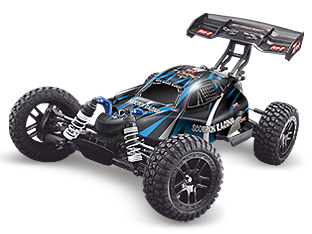 SCALE ELECTRIC 4WD 2.4GHZ RC OFF-ROAD TRUGGY Scorpion Racing