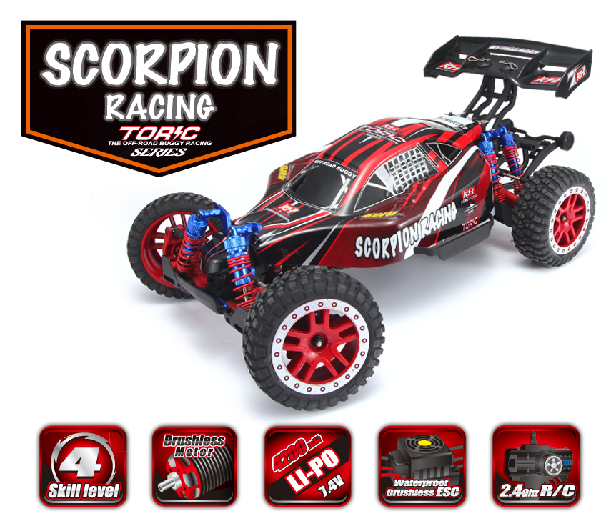 Scale Electric Rc Cars