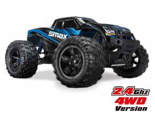 NO:1631 1/16 BRUSHED MONSTER TRUCK SMAX